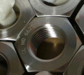 Inconel 600 Nuts